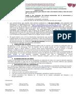 COMUNICADO 010 EN PERIODO DE CONTINGENCIA