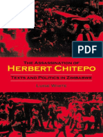 The Assassination of Herbert Chitepo Texts and Politics in Zimbabwe ( PDFDrive.com )