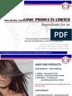hair care short PPT