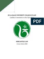 5_Mercantile Law_Green Notes.pdf