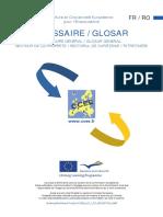 Lexique general et médical fr -roumain