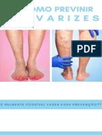 eBook - Como Prevenir Varizes_ - Dr. ALEXANDRE AMATO
