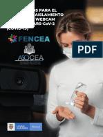 Protocolo de Bioseguridad ASOCEA - FENCEA - Estudios WEBCAM - Colombia--