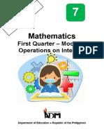 math7_q1_mod5_Operations on Integers