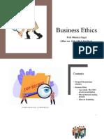 Advt Ethics