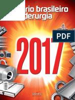 Anuário da Siderurgia - 2017