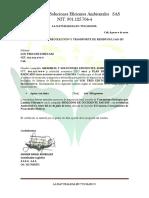 Certificado 143-20 Tres Editores SAS