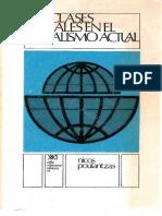 Poulantzas, Nicos. Las Clases Sociales en El Capitalismo Actual