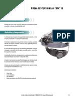 Ficha Técnica Fas-Trac III 4 ptos - ES