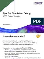 Tips For Simulation Debug.pdf