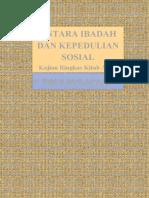 ANTARA IBADAH & KEPEDULIAN SOSIAL.docx