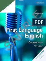 IGCSE First Language English Sample.pdf