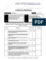 TECHNICAL PROPOSAL FCHS 21549_Diesel Tank Foundation