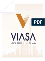 Curriculum GRUPO VIASA - SIMCI