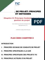 Cours-Chap II- Principes fondamentaux de Gestion de projet.pptx