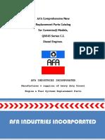CATALOGO AFA CUMMINS QSK45 SERIES.pdf