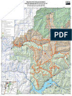 Beachie Creek Fire Location and closures