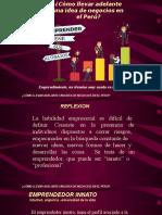 Gestion empresarial - Emprendimiento en el peru