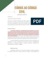 Comentários Ao Código Civil_ direito privado contemporâneo 4_05