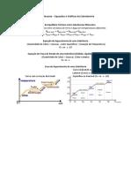 Ficha Resumo - Equações e Gráficos da Calorimetria