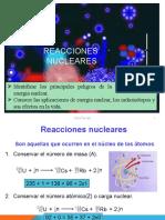 Clase Reacciones nucleares 2018-1