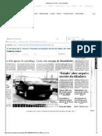 ARQUIVOS DA DITADURA LIBERADOS