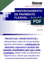 200799-PAV II - AULA 02 - PAVIMENTO FLEXIVEL 1 de 2.ppsx