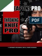 Throwing Knife Pro