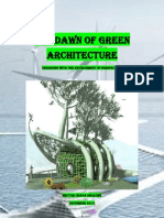 Dawn of Green Architecture