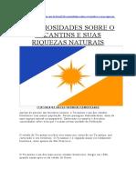 16 novidades sobre o Tocantins (1)