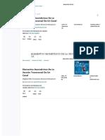 [PDF] Elementos Geométricos De La Sección Transversal De Un Canal.docx