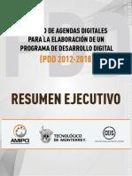 2012-2018 - Agendas Digitales