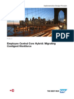 IDP- Employee Central Core Hybrid Migrating Contigent Workforce V1.3