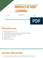 Deep Learning PIAIC