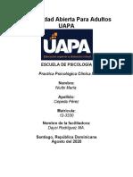 Practica Psicológica Clínica II TF TRABAJO FINALL DA.docx