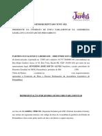 Representação Comissão de Ética ALEPE - Clarissa Tércio