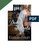 Duke Of Secrets - 02 Moonlight Square - Gaelen Foley