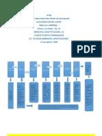 Diagrama de Flujo Del Proceso de Reforma Constitucional