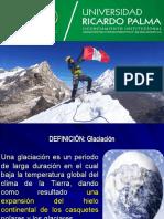 ACCION de  GLACIARES URP 2020 01