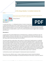 medical_publishing_and_the_drug_industry_2009