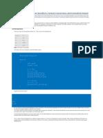 Printf - Format Specifier