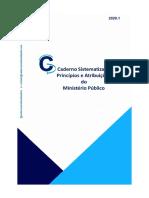 Princípios e Atribuições do Ministério Público Caderno Sistematizado 2020.pdf