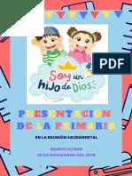 Presentacion Primaria SUD