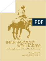 Think Harmony with Horses