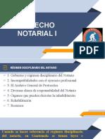 1.3.REGIMEN DISCIPLINARIO DEL NOTARIO.pptx
