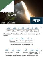 surah kahf translation ayah 1 to 10