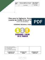 PLAN PARA LA VIGILANCIA COVI-19-GRPIURA