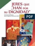 Libro final Mujeres Que luchan x su dignidad