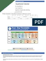 TDSB Adapted Model