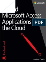 Extend Microsoft Access Applications to the Cloud - Andrew Couch